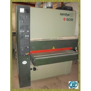 cod. E206 - CALIBRATING MACHINE 2 BELTS