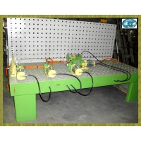 cod. R225 - PRESS-GLUING TABLE