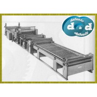 cod. 186 - SHEET LAMINATING LINE FOR PANELS