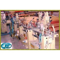 cod. 598 - MACHINE FOR HOT APPLICATION OF GOLD FOIL